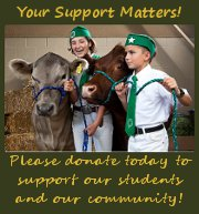Donate to the Fallbrook Ag Boosters, a 501c3 organization